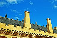 Roof of Great Hall