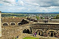 View over the Ramparts...