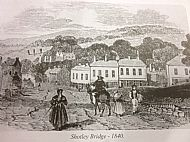 Shotley Bridge, home of the German sword-makers
