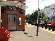 Kingston Station Lifts