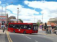 K2 Bus to Kingston Hospital