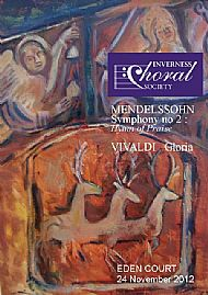 Mendelssohn Song of Praise / Vivaldi Gloria