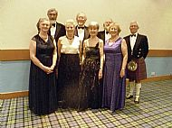Chairmen at Midwinter Ball