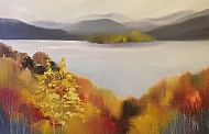 Autumn over Loch Ness