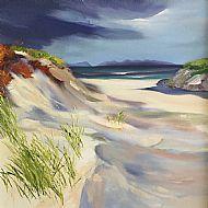 Dunes at Camusdarach