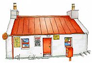 Balallan Post Office