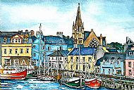 SOLD - Stornoway Harbour