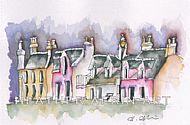 Dusky Ullapool Houses
