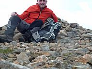 Summit of Geal-Charn