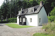 river conon fishing accommodation, self-catering, west lodge