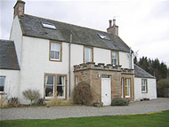 river conon fishing accommodation, self-catering, duglass