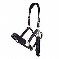 LeMieux Fleece Headcollar and Leadrope