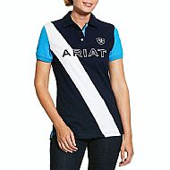 *** NEW ARIAT TARYN LADIES POLO ***