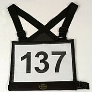 Competition Number Bib