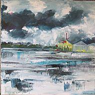 Storm over Nigg