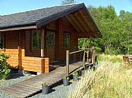 log cabin2 hart of mull self catering