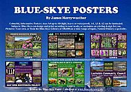 BLUE-SKYE POSTERS POSTER