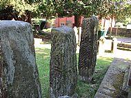 Checkley Saxon Crosses