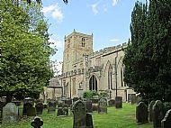 Checkley Parish Church
