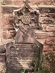 Possible Stonemason's gravestone