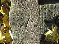Stonemason's Mark Stoke Church 1