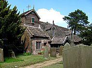 St Lawrence's Church, Rushton Spencer