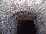 THE ICE HOUSE CORRIDOR CEILING
