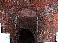 Ice house passage