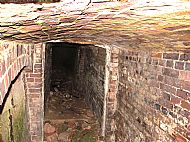 TRENTHAM  ICE HOUSE (interior)