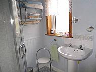 Ground floor  toilet/shower room