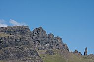 The Old Man of Storr, Trotternish Ridge