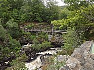 Rogie Falls & Contin Forest