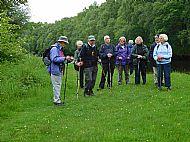 Rogie Falls Walk Group