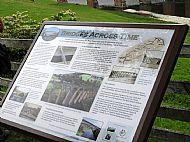 Bridges across time, Old Melrose Walk