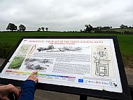 Site of Trimontium