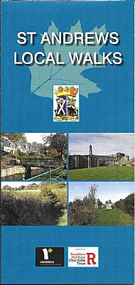 New St Andrews Walks Leaflet