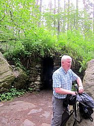 Ossian's Cave