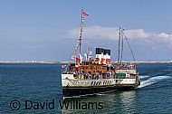 The paddleship Waverley
