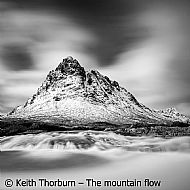 The mountain flow