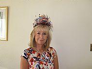 Jane wearing Design Firebird