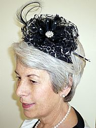 Fascinator Design Lynsey