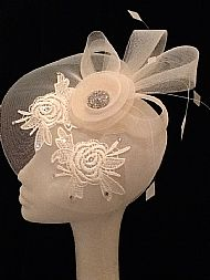 Small crinoline hat