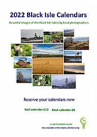2022 Black Isle Calendars