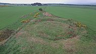 By the end of the afternoon a major improvement with just a small section of gorse still to remove.