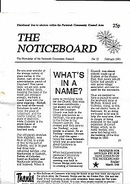 Issue 13 (original sequence) February 1991