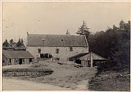 Findon Mill - apart from the water colour this is the only known photograph of the complete building.