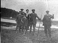 Anglers at Culbokie Loch
