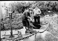 Cow Tail Well as it was in 1951