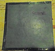 The cover to the fold-out map of Culbokie