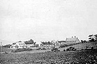 View from Woodside [now part of Ferindonald estate] in the 1930s.